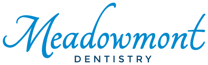 meadowmont dentistry logo color